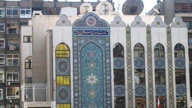 صورة سفير إيراني جديد لدى دمشق