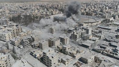 صورة كم مدنياً سورياً قتل خلال شهر نيسان؟