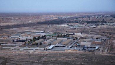 """صورة العراق.. استهداف قاعدة """"عين الأسد"""" الأمريكية"""