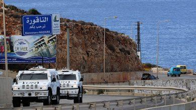صورة جولة مفاوضات خامسة بين لبنان وإسرائيل حول ترسيم الحدود