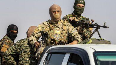 """صورة """"قسد"""" تعتقل العشرات بينهم عناصر من الجيش السوري في الرقة"""