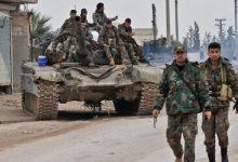 صورة تصعيد عسكري كبير على ريف إدلب الجنوبي