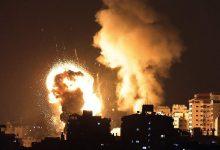 صورة الجيش الإسرائيلي يعلن قصف 130 موقعاً في غزة