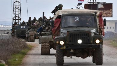 صورة النظام يرسل تعزيزات عسكرية إلى ريف الرقة