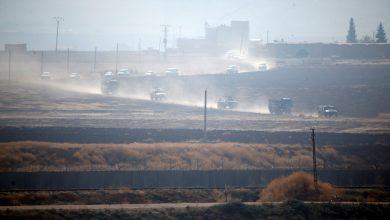 صورة للمرة الأولى في القامشلي.. دورية روسية تركية شمال شرق سوريا
