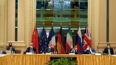 صورة اختتام اجتماع اللجنة المشتركة للاتفاق النووي الإيراني في فيينا