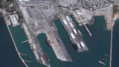 صورة مخطط روسي لتوسيع القاعدة البحرية في سواحل طرطوس
