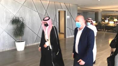 صورة لأول مرة منذ سنوات.. الرياض تستقبل وفداً من حكومة دمشق