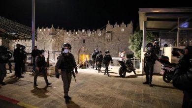 صورة الاحتلال يصعد في القدس