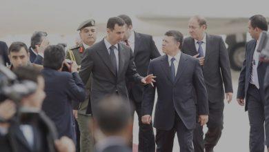 صورة الأسد يستبق الأردن.. ويعلن تحسن العلاقات مع عمان