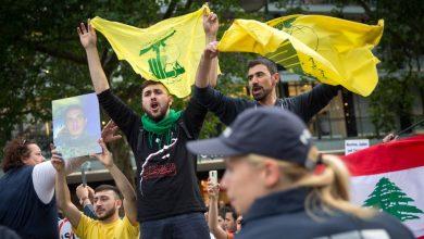 """صورة ألمانيا تحظر ثلاث جمعيات بتهمة تمويل """"حزب الله"""" اللبناني"""