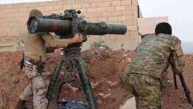 صورة إدلب.. مقتل عنصرين من فصائل المعارضة بقصف صاروخي