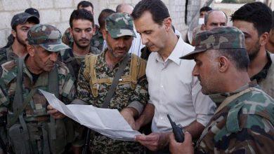 صورة الأسد يصدر مرسوم بتسريح 13 الف عسكري من الجيش