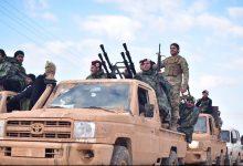 """صورة """"الفتح المبين"""" تستهدف مواقع الجيش السوري في ريف إدلب"""