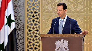 """صورة الأسد يطلق حملته الانتخابية بعنوان """"الأمل بالعمل"""""""