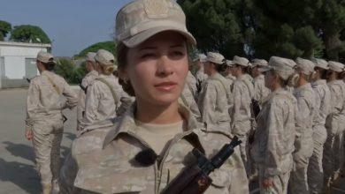 صورة شاهد.. نواعم روسيا في قاعدة حميميم