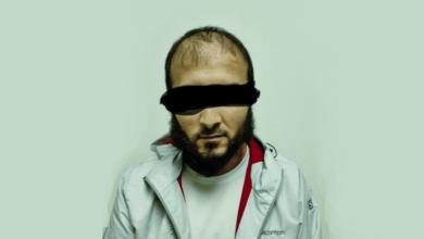 صورة القبض على الذراع الأيمن للبغدادي في تركيا