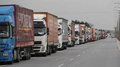 صورة الأمم المتحدة ترسل مساعدات إنسانية إلى إدلب