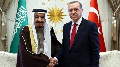 صورة ثاني اتصال خلال شهر.. أردوغان والعاهل السعودي يبحثان العلاقات بين البلدين
