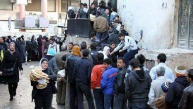 صورة بعد مرور فترة الانتخابات.. الطوابير تعود إلى اللاذقية