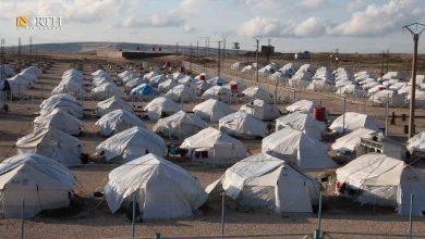 """صورة بوساطة ديبلوماسي أمريكي.. امرأة كندية تغادر مخيم """"الروج"""""""