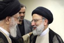 صورة رجل خامنئي يتزعم إيران