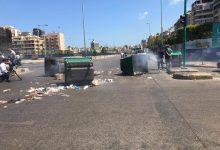 صورة إضراب واحتجاجات في شوارع لبنان للمطالبة بحكومة اختصاص