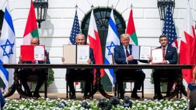 صورة احتفالاً بمرور عام على التطبيع.. إسرائيل تحضر لقمة مع دول عربية