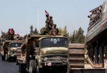 """صورة الجيش السوري يغرق في بادية """"داعش"""".. وتكتم على الخسائر"""