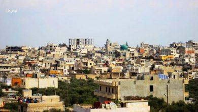 صورة تجديد للقصف على ريف إدلب والمدفعية التركية ترد