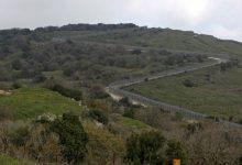 """صورة تدمير نقطة مراقبة لـ""""حزب الله"""" على الحدود السورية الإسرائيلية"""
