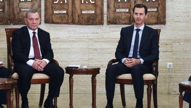 صورة الكشف عن تحضيرات لاتفاق اقتصادي بين روسيا وسوريا