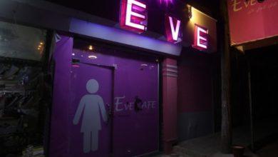 صورة لأول مرة في إدلب.. مقهى خاص بالنساء