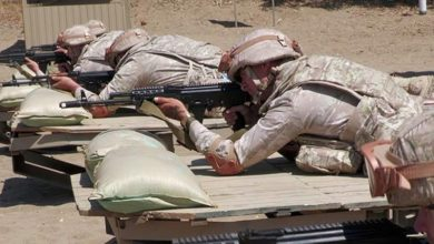 صورة الجيشين الروسي والسوري يستعدان لهجوم بحري | فيديو