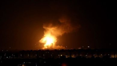 صورة مقتل 4 من الفصائل الإيرانية بقصف أميركي في سوريا والعراق