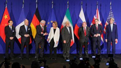 صورة طهران تعلن إنتهاء الاتفاق النووي