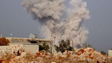صورة للمرة الثالثة خلال أسبوع .. واشطن تدين استهداف المدنيين في ادلب
