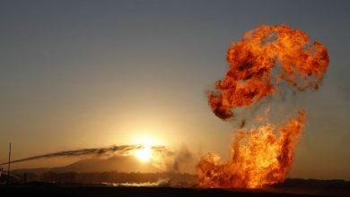 صورة من وراء استهداف خطوط الغاز السورية؟