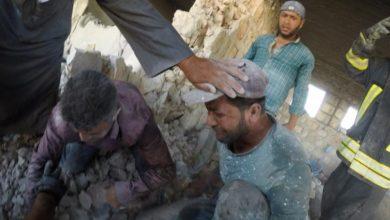 صورة للمرة الثانية خلال أيام.. واشنطن تدين التصعيد في إدلب