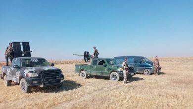 """صورة الجيش السوري يدفع بقوات جديدة إلى """"جحيم"""" البادية"""