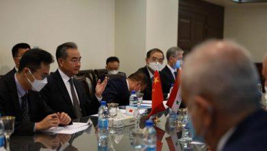 صورة مقترح صيني لحل القضية السورية