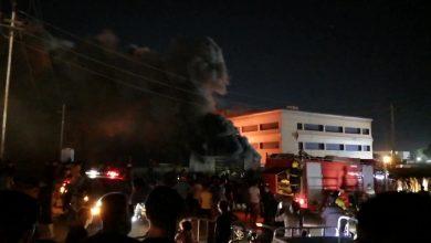 صورة 114 قتيل ومصاب بحريق مشفى في العراق