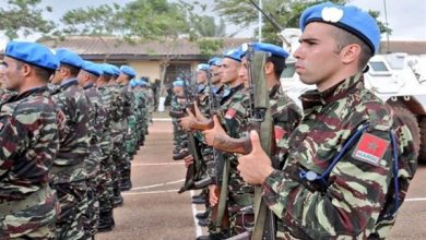 صورة المغرب يشارك بتدريبات عسكرية مشتركة مع إسرائيل