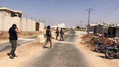 صورة هدنة هشة في درعا