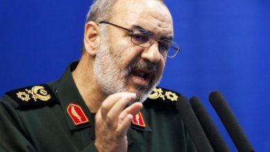 """صورة إيران.. قائد """"الحرس الثوري"""" في مناطق الاحتجاجات"""
