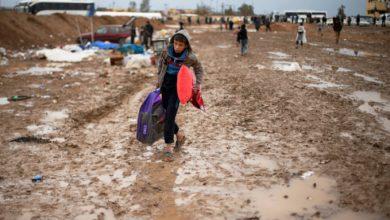 صورة منحة يابانية للنازحين السوريين
