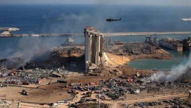 صورة ما الكمية الحقيقة لنترات الأمونيوم في مرفأ بيروت؟