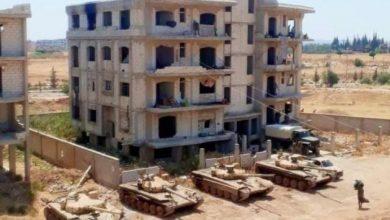 صورة درعا.. فشل المفاوضات وقصف عنيف