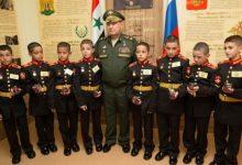 صورة روسيا تفتتح أكاديمية عسكرية للأطفال في اللاذقية