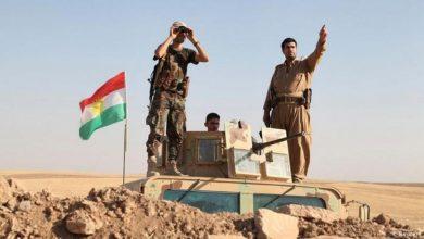 """صورة اشتباكات بين """"العمال الكردستاني"""" والبيشمركة شمال العراق"""